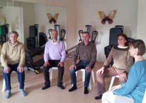 Déroulement d'une séance de sophrologie en groupe
