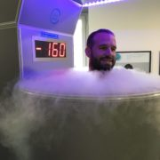 cryothérapie - courbatures