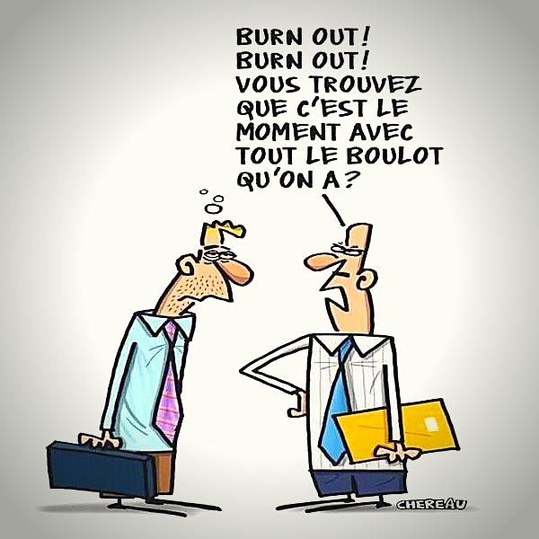 Burnout et stress au travail