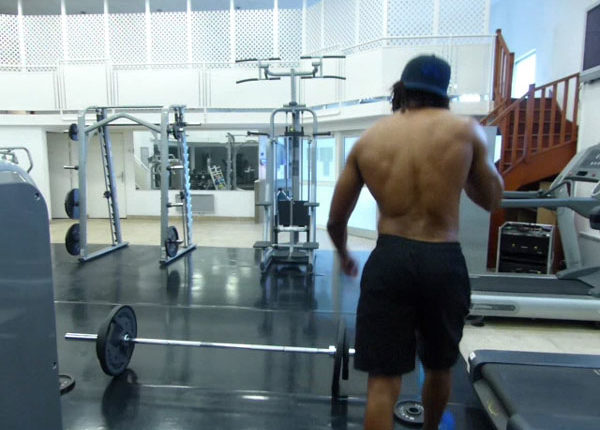 Musculation- sessions